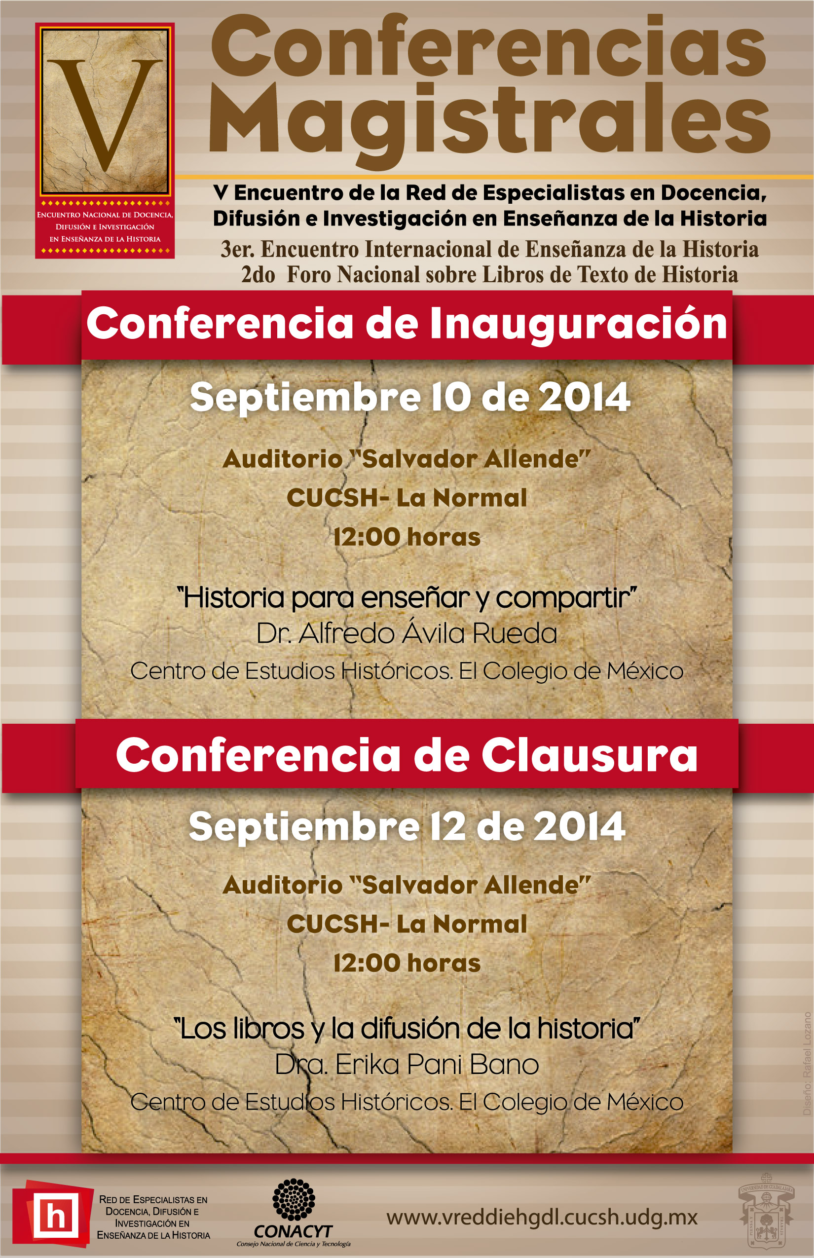 conferencias magistrales-Oficial